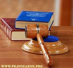 Судопроизводство, основные законы и правовые акты